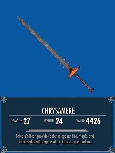 Chrysamere