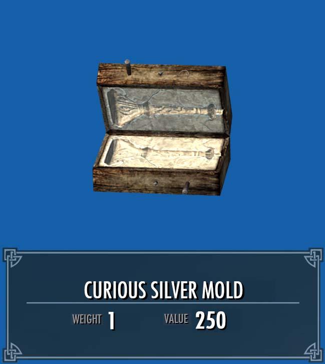 Curious Silver Mold   Legacy of the Dragonborn   Fandom