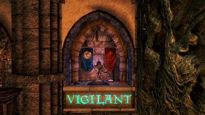 Vigilant display