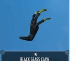 Black Glass Claw