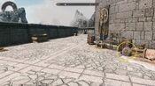 Dawnguard Shield location from afar