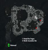 Volunruud Elder's Cairn-localmap