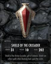 Crusader shield light V5