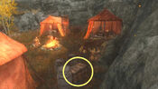 Treasure map 24 chest location