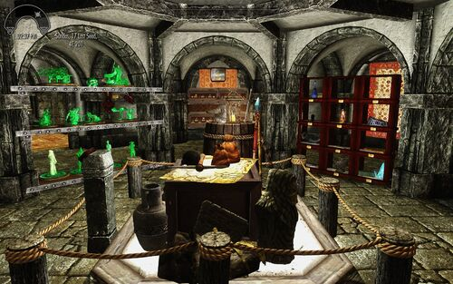 Hall of Oddities