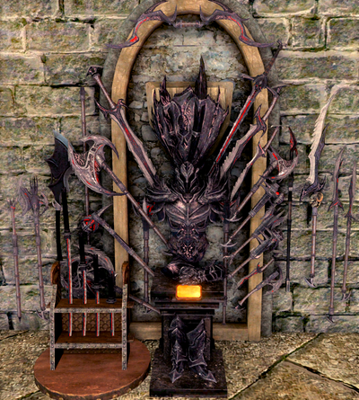 Daedra display SSE