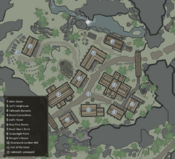 Falkreath city map