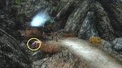 Treasure map xxii chest location