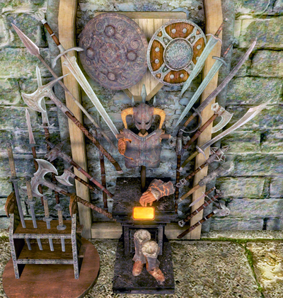 Iron Display SSE