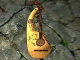 Unique 20 String Harp Guitar