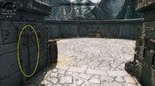 Dawnguard Warhammer second location from afar