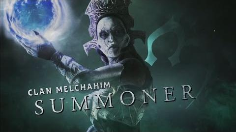 Nosgoth - New Ability, Summoner's Deathly Shield
