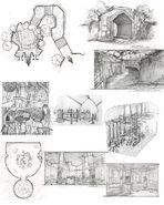 LOK sketches