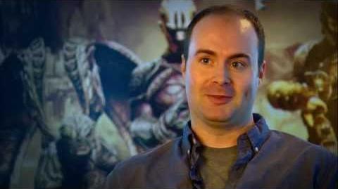 Nosgoth - Meet the Team Jonathan Albert, 3D Artist