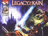 Legacy of Kain: Defiance comic