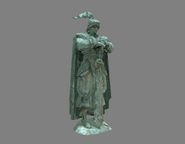 Defiance-Model-Object-Bridge statue