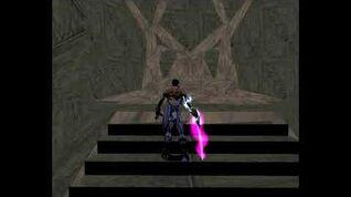 Legacy of Kain Soul Reaver Deleted Area - Kain's Mountain Retreat