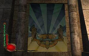 Sarafan flag (Defiance)