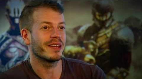 Nosgoth - Meet the Team Mike Ault, Lead Sound Designer
