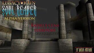 Soul Reaver Alpha - Raziel's Clan Territory