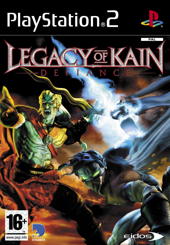 Legacy of kain 2020