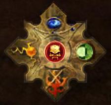 Ancient Vampires' Balance Emblem