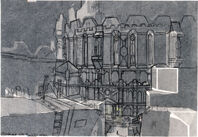 Kain-maleksentrance mainbuilding