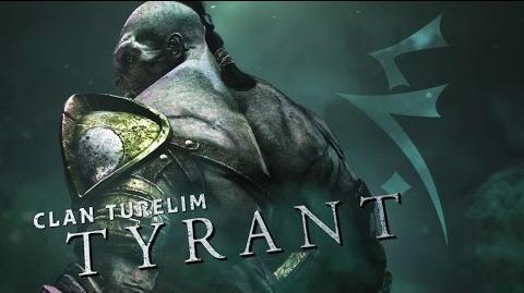 Nosgoth - Class Warfare Tyrant