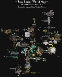 World Map Evolution-01-Maps-Soul Reaver World Map-1999-02-04-Material-Annotated