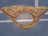 Gold Half of Vorador's Crest