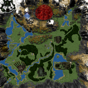 Alpha World Map