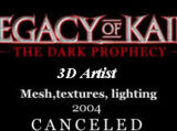 Legacy of Kain: The Dark Prophecy