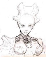 Hylden female profile