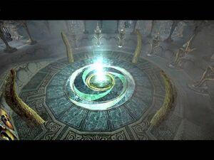 Spirit forge chamber