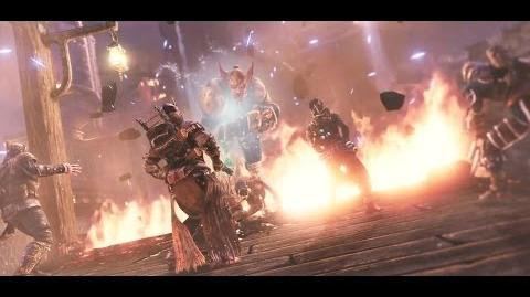 Nosgoth Open Beta Launch Trailer