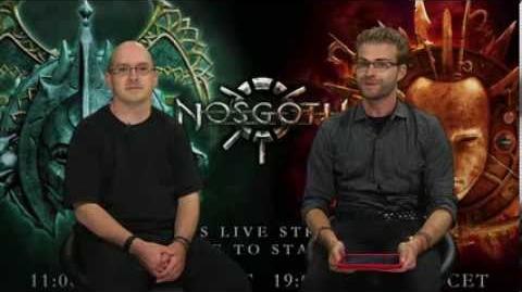 Nosgoth - Live Community Q&A, September 30th 2013