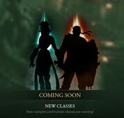 Nosgoth New Classes!