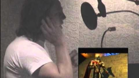 Soul Reaver 2 voice sessions - Prologue