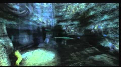 Defiance - 3D enviroment render - The Underworld