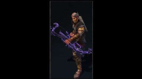 """Nosgoth - Scout's """"Occult"""" Storm Bow"""