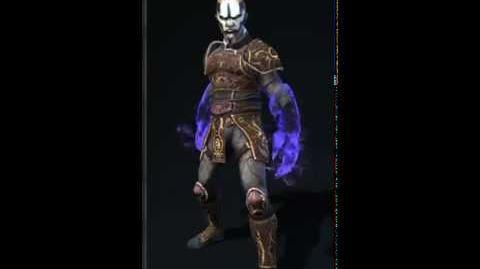"""Nosgoth - Reaver's """"Occult"""" Pounce"""