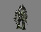 Defiance-Model-Character-Statue l spawn