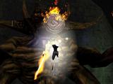 Fire Glyph