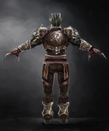 Nosgoth Evolved Dumahim back-concept