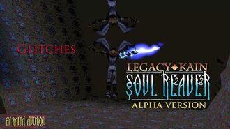 Soul Reaver Alpha - Glitches