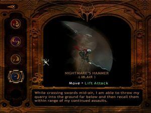 Nigtmare's hammer