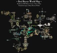 World Map Evolution-01-Maps-Soul Reaver World Map-NTSC Release-Material-Annotated