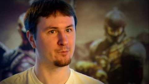 Nosgoth - Meet the Team Eric Majka, Art Lead