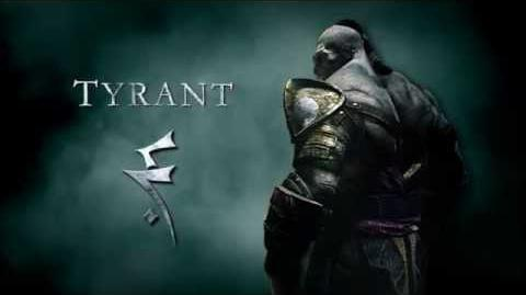 Nosgoth - Vampire Executions Tyrant