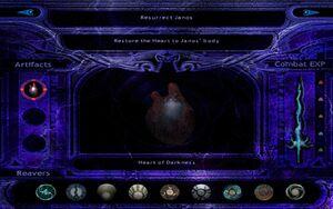 Heart Of Darkness Item (Defiance)